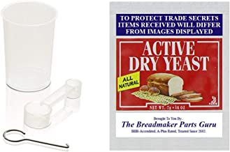 Sunbeam Oster Bread Maker Measuring Cup Kit, 145849-000-000 by TacParts