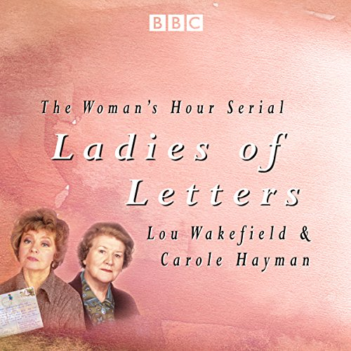 Ladies of Letters cover art