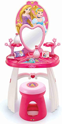 a precios asequibles Smoby 7600320216 Disney Disney Disney Princess tocador con Taburete  ofrecemos varias marcas famosas