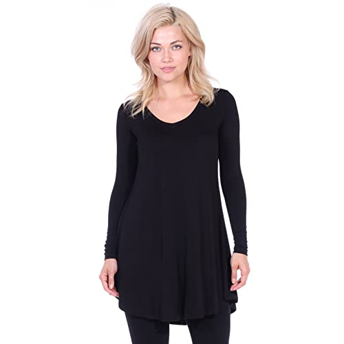 Plus Size Long Tunics: Amazon.com
