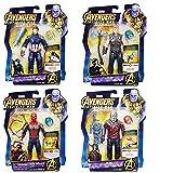 Marvel Avengers E0605EU4 Figura con Gema y Accesorio, modelos surtidos...