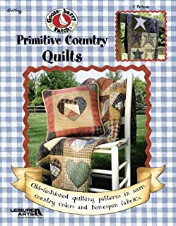 Primitive Country Quilt (Gooseberry Patch (Leisure Arts))