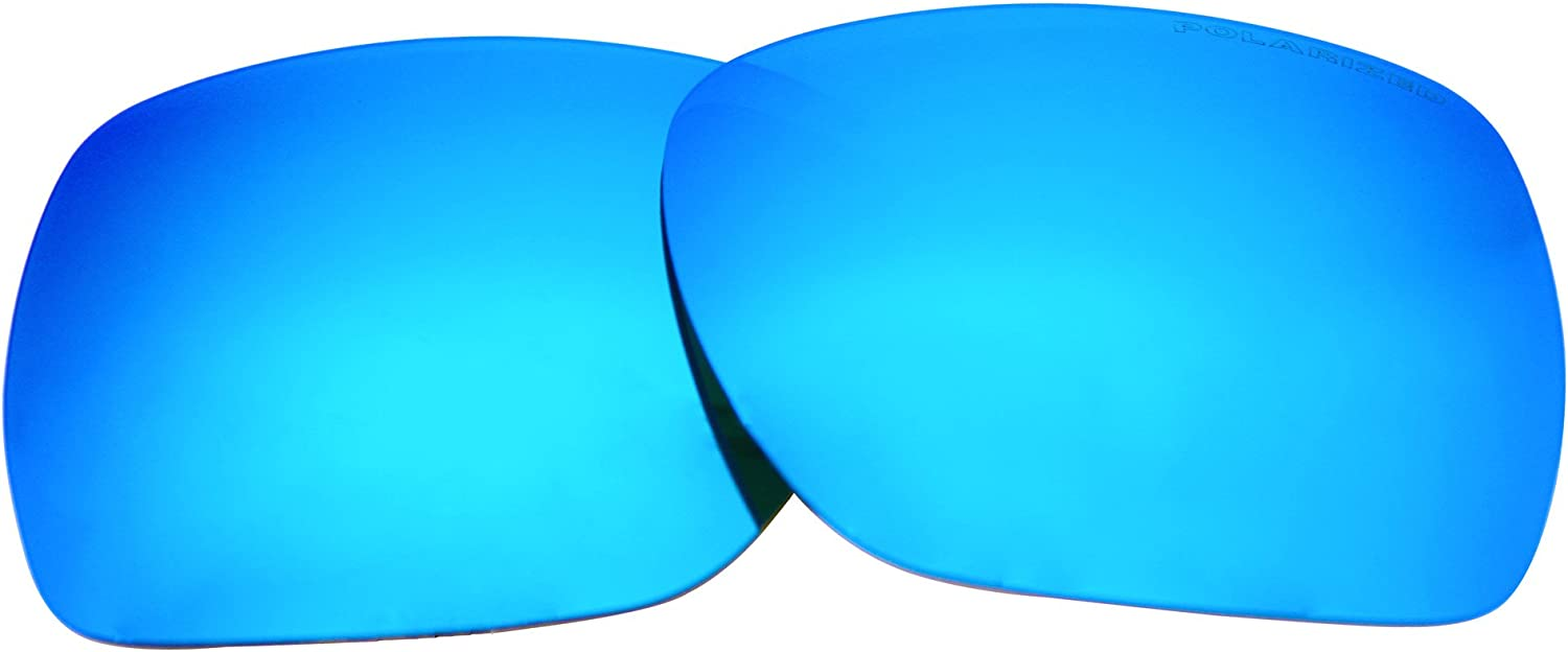 Polarized Very popular Replacement Sunglasses 5 ☆ very popular Lenses Deviation Oakley wit for