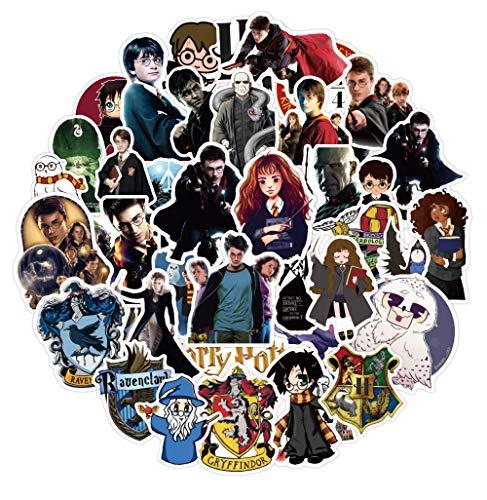 100PCS HARR_y Potter Stickers, Harry Pott_er Gifts