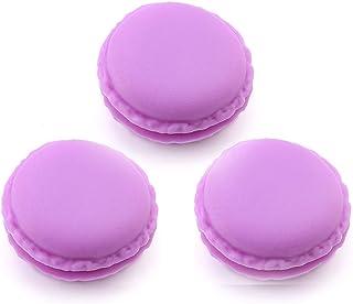 KSFBHC Couleur Couleur Macarons Boîte de Rangement Portable Mini-Cadeau Boîte de Paquet de Cadeau Belle Bijoux Boîte de bo...