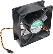 Nidec Beta V 12V 3 Wire Fan Nidec Beta V Part Numbers : TA350DC, M35105-58, G5DELP6