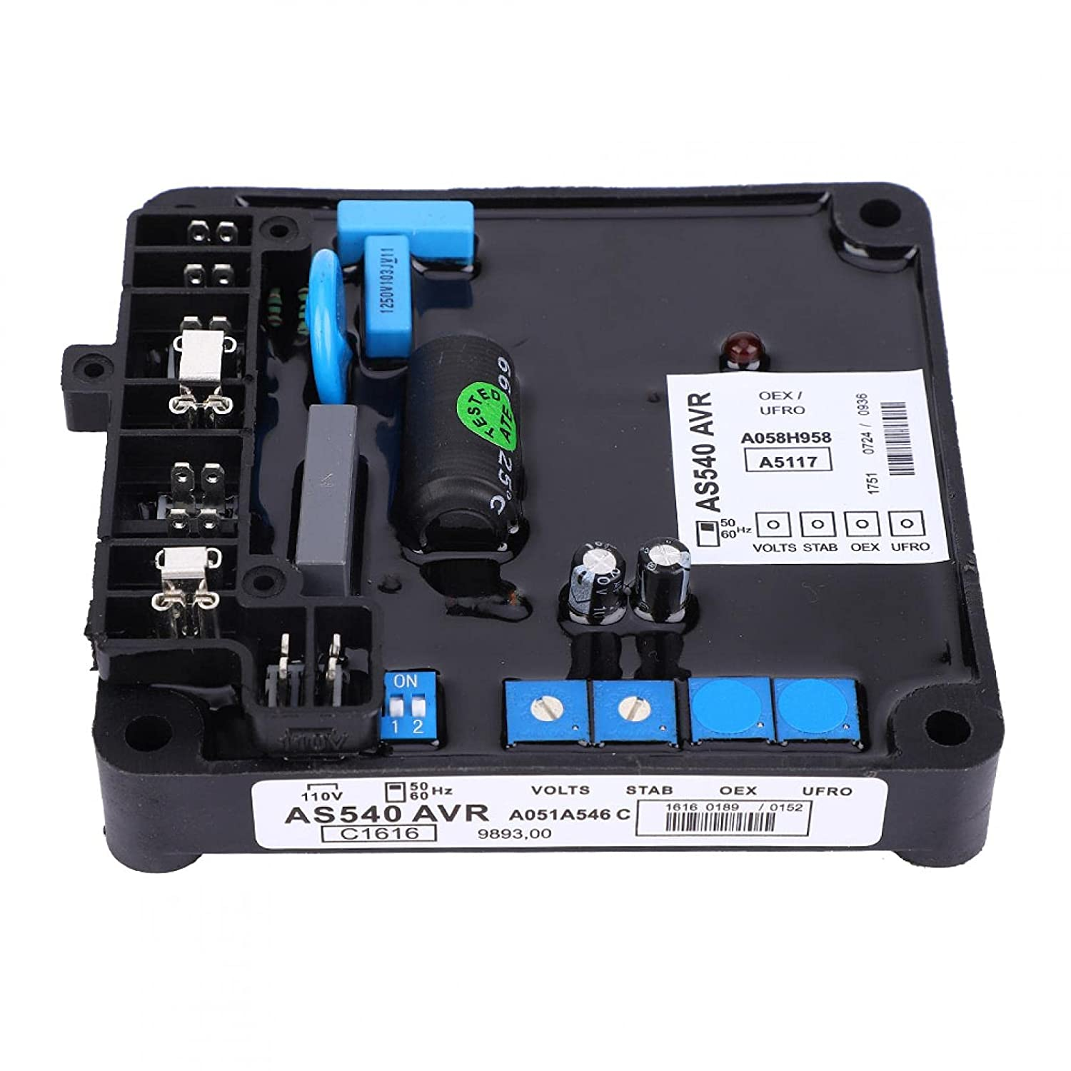 Power Max 82% OFF Regulator Voltage AVR Brushl for We OFFer at cheap prices Accuracy ±1%
