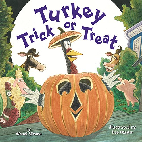 Turkey Trick or Treat (Turkey Trouble Book 3) (English Edition)