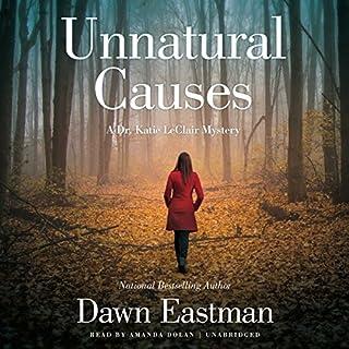 Unnatural Causes audiobook cover art