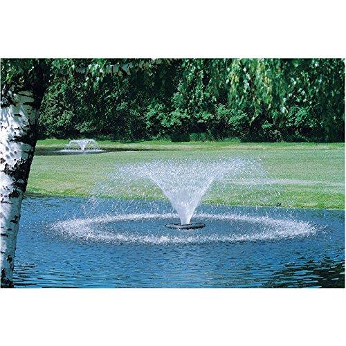 Kasco Aerating Fountain - 3/4 HP, 120V, 50-Ft. Cord, Model Number 3400VFX050