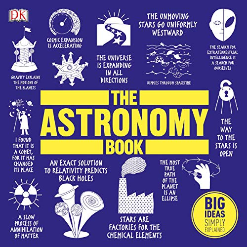 The Astronomy Book cover art