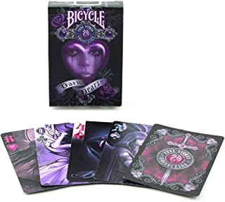 Bicycle® Anne Stokes Collection Dark Hearts Playing Cards