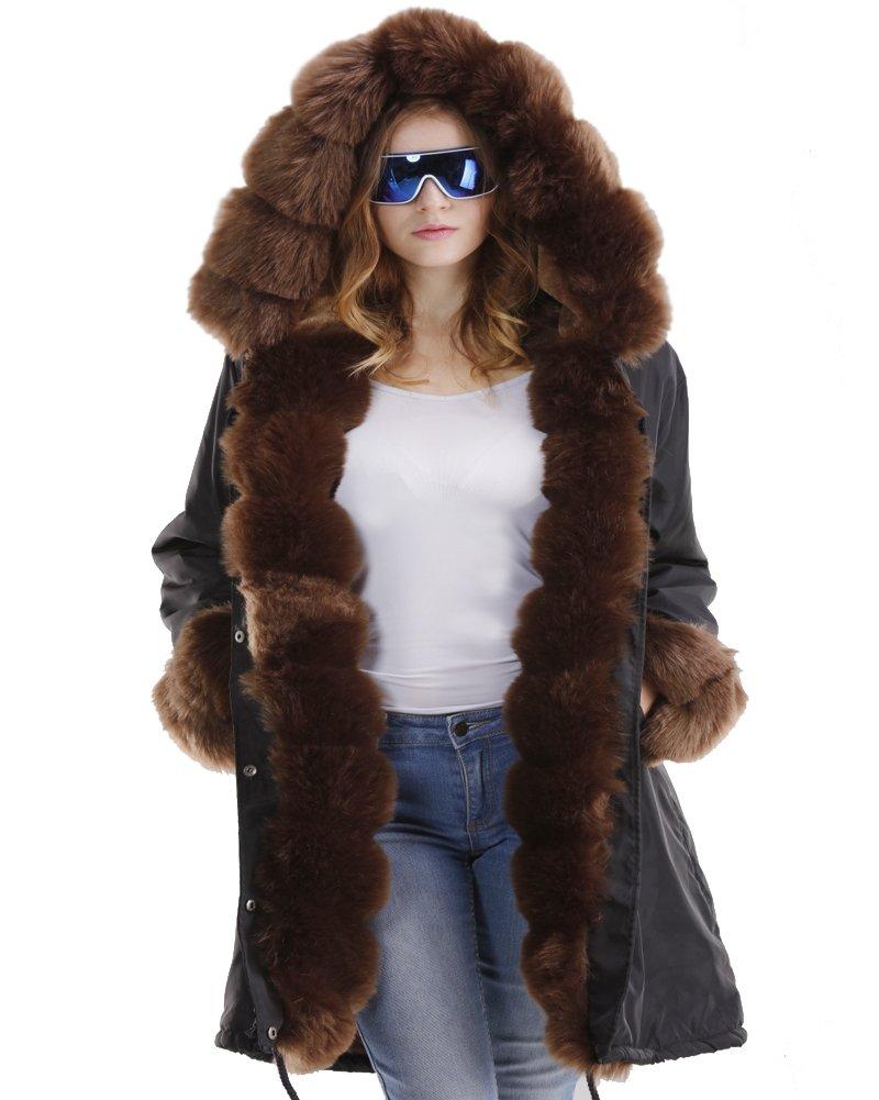 Roiii Winter Hooded Jacket XXX Large