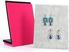 Biżuteria st i prezentacja kreatywne kolczyki w kształcie litery L tablica ekspozycyjna biżuteria półka Sto ekspozycja biż...