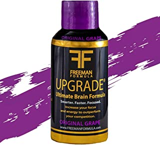 Sponsored Ad - Upgrade Brain Supplement - Enhances Memory, Concentration, Focus & Clarity - Proprietary Blend of AAKG with...