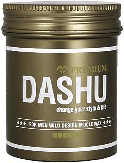 [DASHU] ダシュ For Men男性用 プレミアムワイルドデザインマッスルワックス Premium Wild Design Mucle Hair Wax 100ml / 韓国製 . 韓国直送品