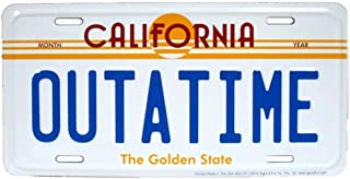 Signs 4 Fun Slcot Outatime, License Plate