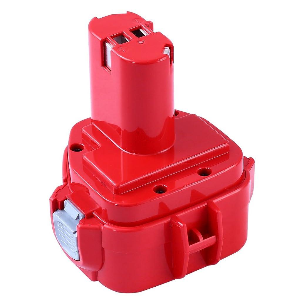 電報気分それにもかかわらずEnermall マキタバッテリー 12v マキタ互換バッテリー12v 3000mAh互換バッテリーPA12 1250 1235 1235B 1235F 1234 1233 1222 1220 1202対応互換品 ニッケル水素バッテリー 長期保証!