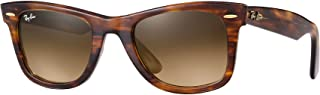 New Unisex Sunglasses Ray-Ban RB2140 Original Wayfarer 954/85