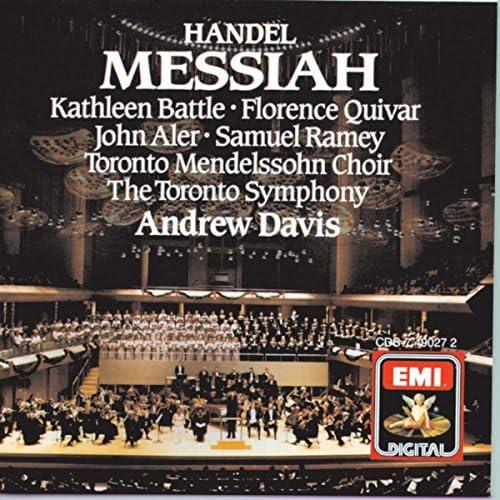 Sir Andrew Davis, Toronto Mendelssohn Choir, The Elmer Iseler Singers, Florence Quivar, John Aler, Samuel Ramey, Kathleen Battle & Toronto Symphony Orchestra