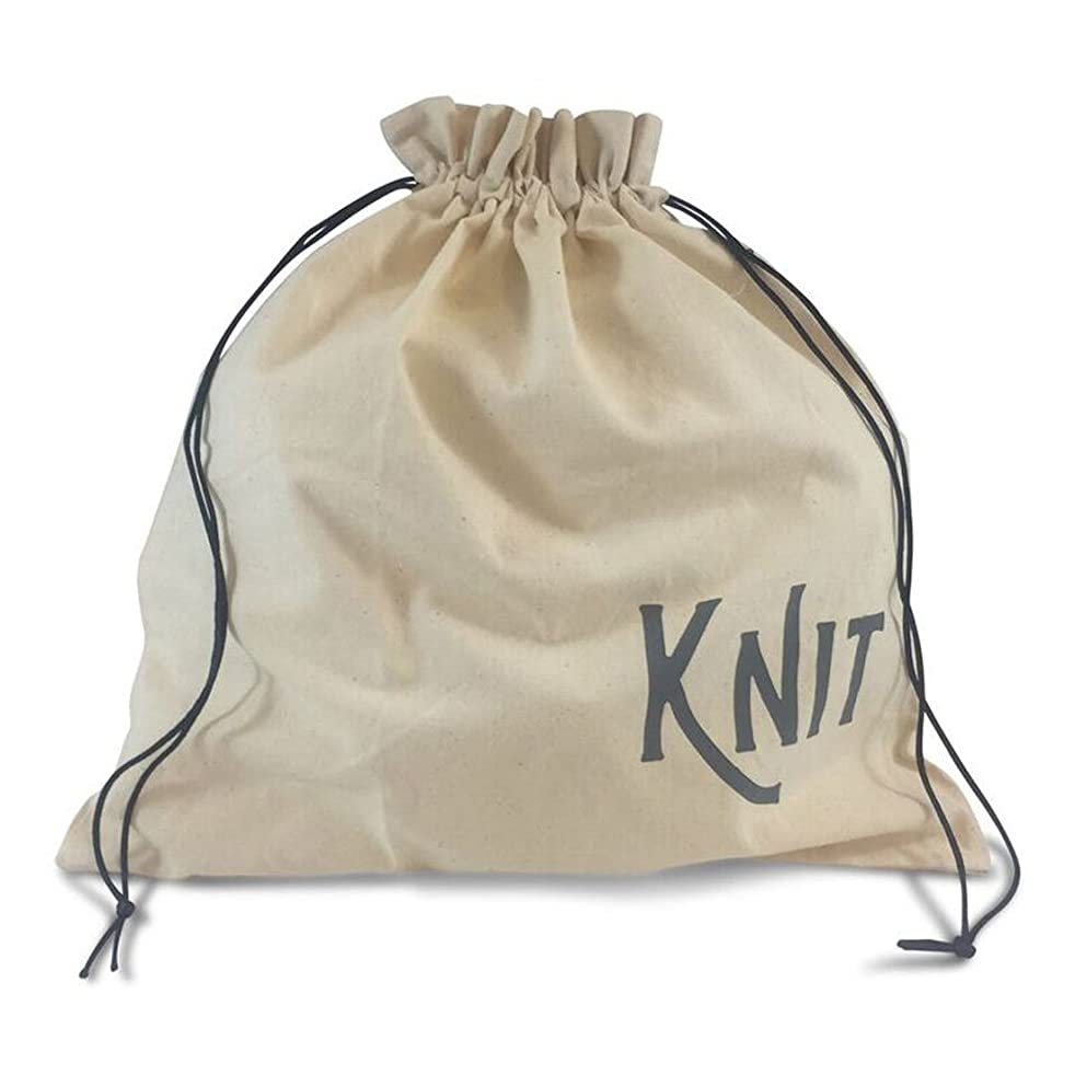 della Q Edict Yarn Storage and Knitting Large Bag (14.5