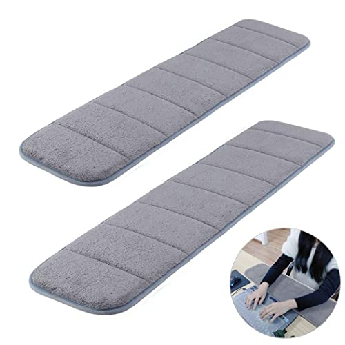 2pcs Chair Armrest Pads For Office Chair Soft Elbow Pillows Pads Protector Long Arm Sleeve Elbow Brace Patches Rest Cushion Wide Varieties Furniture Accessories
