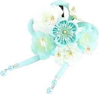 フラワー髪飾り 女の子 -269- 花かんざし