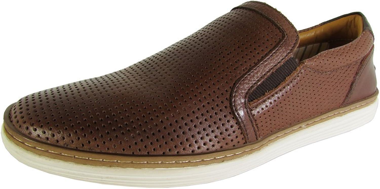 Donald J Pliner herr Travis -53 Slip Slip Slip On Loafer skor, Saddle, USA 12  upp till 70%