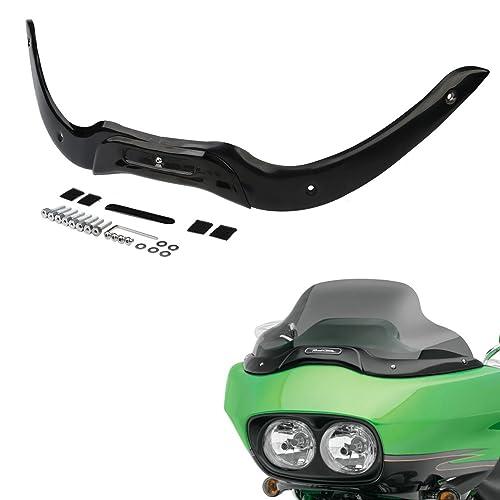 Performance Machine CNC Windshield Trim For Harley Road Glide FLTR 1998-2013