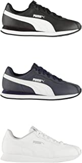 Official Brand Puma Turin II Trainers Juniors Boys Shoes Sneakers Kids Footwear