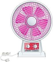 Ventilateur de bureau, Chambre d'air vertical Circulation ventilateur Rose Fille mécanique du ventilateur de refroidisseme...