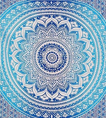 Tapicería Hippie Mandala Bohemia Tapices Psicodélicos