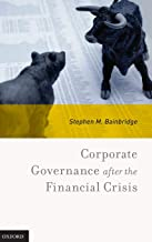 Best corporate governance after the financial crisis Reviews