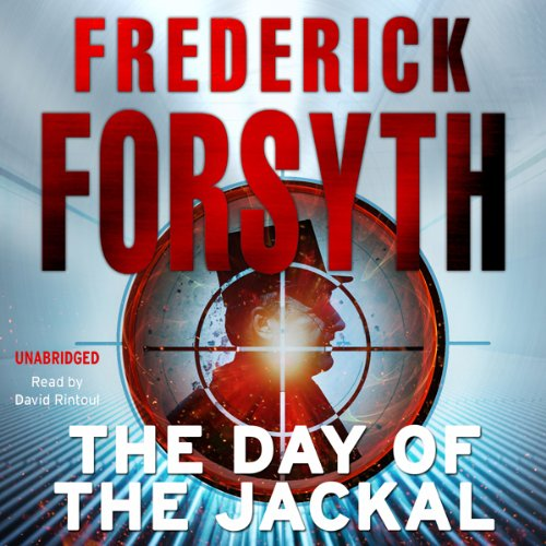 The Day of the Jackal audiobook cover art