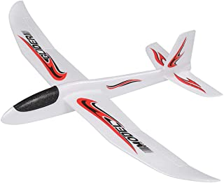 Tomaibaby 1PC Foam Glider Airplane, 39 inch Large Throwing Glider Planes Lightweight Outdoor Flying Glider Airplane Toys f...