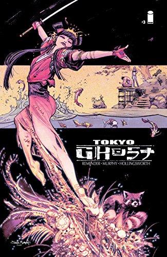 Tokyo Ghost #3 (English Edition)