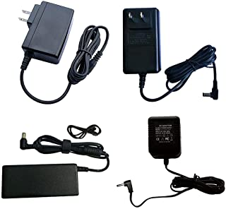 tecmac 10V AC/DC Adapter Replacement for Lego Education 45517 Mindstorms EV3 EV 3 9797 NXT9797 NXT 8547 NXT8547 45544 Set Chargeable Battery DC10V 600mA 700mA 10VDC 0.6A 0.7A Power Supply Charger