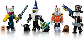 Roblox Action Collection - Robot Riot Four Figure Pack Inclu