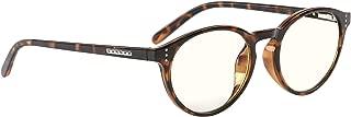 Gunnar Optiks ATT-02309 Attache 电脑眼镜 - 遮蔽蓝光、防眩光、*小化数字眼线、玳瑁/*精