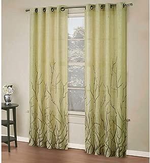 alton print curtain