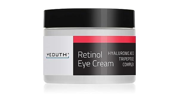 Retinol Eye Cream Moisturizer 2 5 From Yeouth Boosted W Retinol