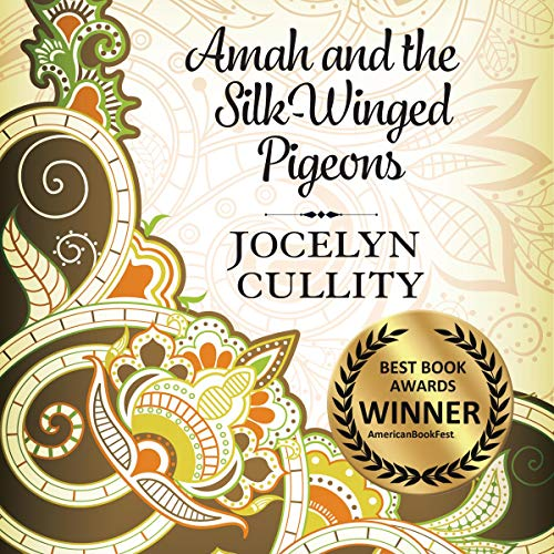 Amah and the Silk-Winged Pigeons  By  cover art