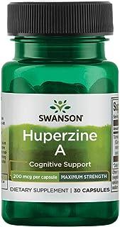 Sponsored Ad - Swanson Maximum-Strength Huperzine A 200 mcg 30 Capsules