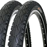 2 x Fahrradreifen Kenda Pannensicher 26 Zoll 26x1.75 47-559 K935 K-Shield inklusive 2 x 26' Schlauch Dunlopventil