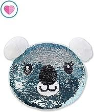 Justice Flip Sequin Pillow Koala