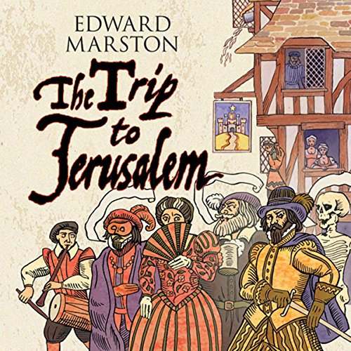 The Trip to Jerusalem audiobook cover art