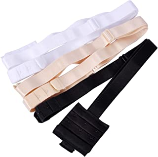 3 Pieces Women's Low Back Bra Converter for Party Backless Dresses