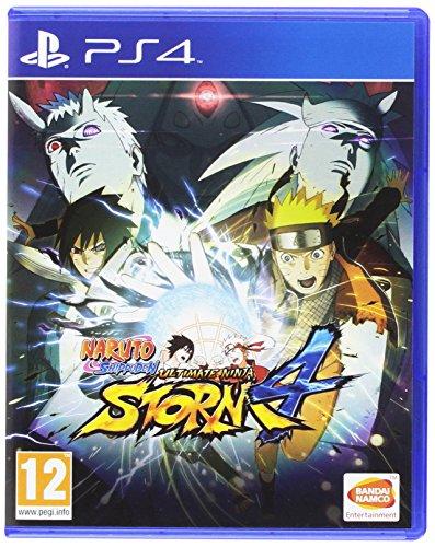 Namco Bandai Games Naruto Shippuden, Ultimate Ninja Storm 4 PS4