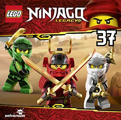 Ninjago - Hörspiel, Vol.37