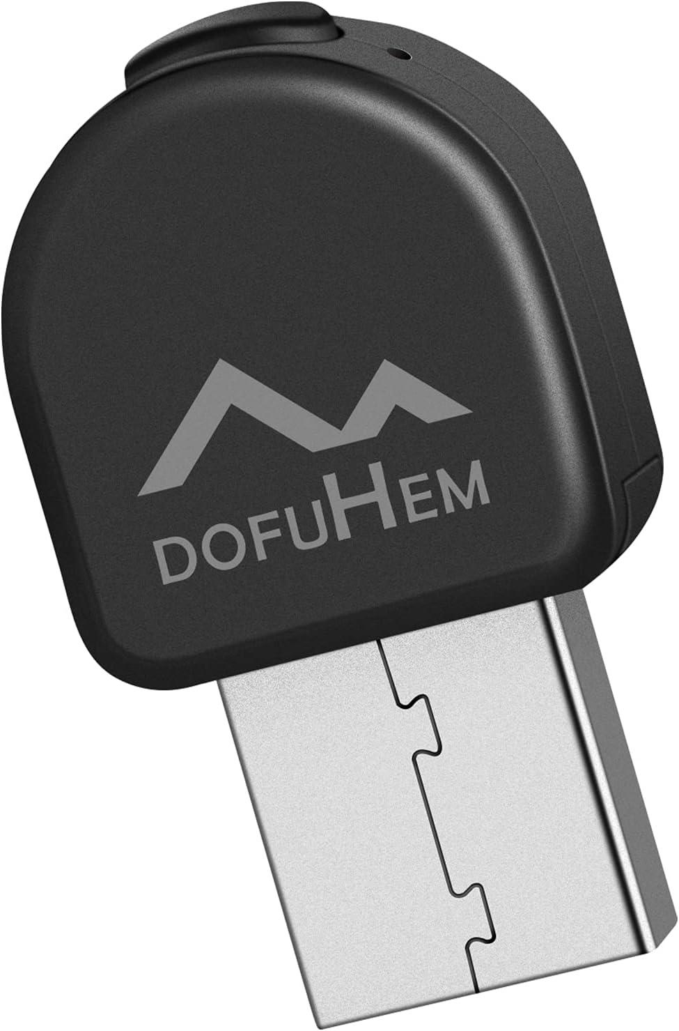 Dofuhem   3 Modes USB Mouse Jiggler  $8.49 Coupon